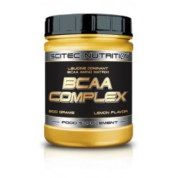 SCITEC - MUSCLE BCAA'S  8:1:1   - 300GR