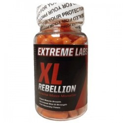 EXTREME LABS - XL REBELLION - 60 CAPSULES