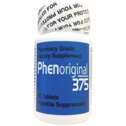 PHEN ORIGINAL 375 - 30 TABLETS