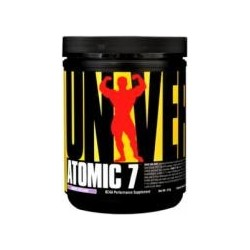 UNIVERSAL - ATOMIC 7 - 1KG Bcaa Powder