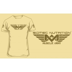 SCITEC T-SHIRT - MUSCLE...