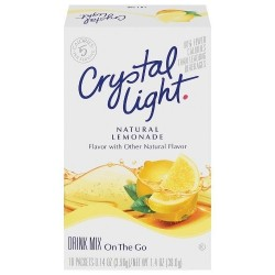 CRYSTAL LIGHT LEMONADE 16 STIK x15g ZERO KALORIE