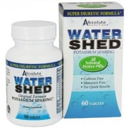 ABSOLUTE NUTRITION - WATER SHED 60 TABS