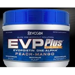 EVOGEN - EVP plus PRE-WORKOUT