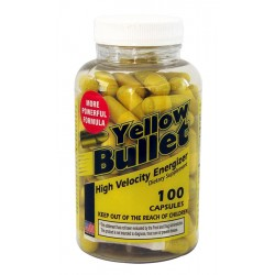 DELTA HEALTH PRODUCTS - YELLOW BULLET 100 CAPS