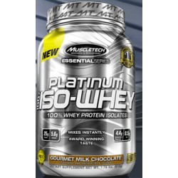 MUSCLETECH - PLATINUM 100%...