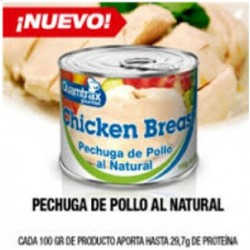 QUAMTRAX - CHICKEN BREAST 100 GR (PETTO POLLO)