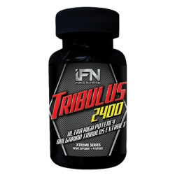 I-FORCE NUTRITION - TRIBULUS 2400 , 90 CAPS