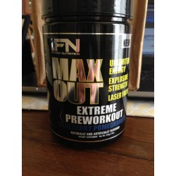 IFORCE NUTRITION - MAX OUT...