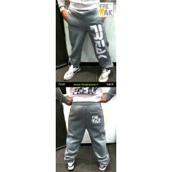 FREAK - TUTA PANTALONE GREY