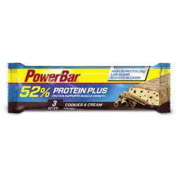 POWER BARS - PROTEIN PLUS 52% 24X50GR