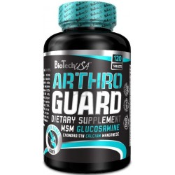 BIOTECH USA-ARTHRO GUARD GOLD 120 TABS
