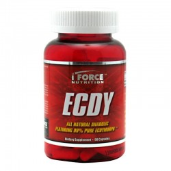 I-FORCE NUTRITION - ECDY 90CAPS