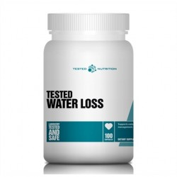 TESTED NUTRITION - WATER LOSS 100CPS