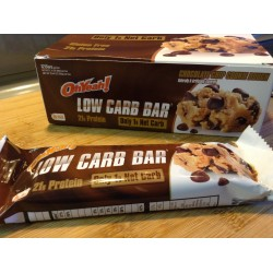 ISS - Oh Yeah LOW CARB BARS...