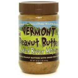 VERMONT PEANUT BUTTER - MAD RIVER MOJO 453GR