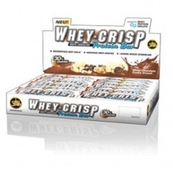ALL STARS - WHEY-CRISP BAR 24x50g