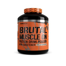BRUTAL - PROTEIN MUSCLE ON 908GR