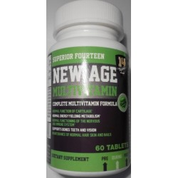 SUPERIOR NEW AGE MULTIVIT 60CPS