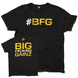 DEDICATED T-SHIRT - BFG...
