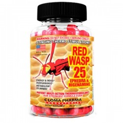 CLOMA PHARMA - RED WASP 75CPS