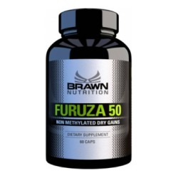 BRAWN NUTRITION - FURAZA-50...