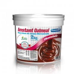 QUAMTRAX - OATS MEAL 2KG CHOCOLATE