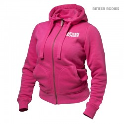 BB SOFT HOODIE HOT PINK LARGE