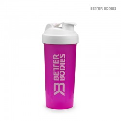 FITNESS SHAKER HOT PINK ONE SIZE