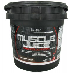 ULTIMATE NUTRITION - MUSCLE JUICE REVOLUTION 2600  - 2250GR