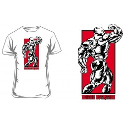 "T-Shirt ""RED BOX"" - SCITEC"