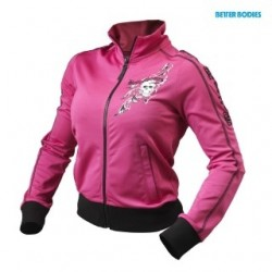 WOMEN'S FLEX JACKET HOT PINK SMALL