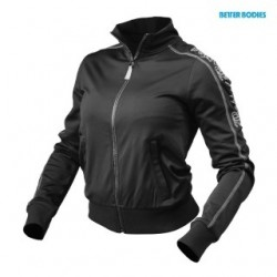 WOMEN'S FLEX JACKET BLACK SMALL