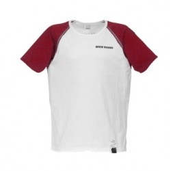 PACIFIC RAGLAN TEE WHITE SMALL