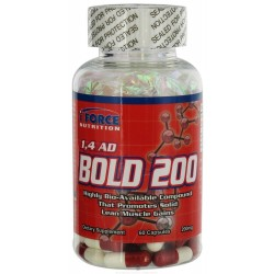 I-FORCE NUTRITION - BOLD 200 60 CAPS