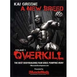 DVD - KAY GREENE - OVERKILL Vol 1