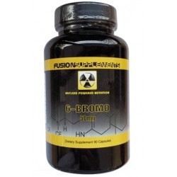 FUSION SUPPLEMENTS - 6 BROMO