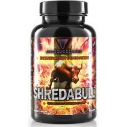 ANABOLIC DESIGNS - SHREDABULL 90 CAPS