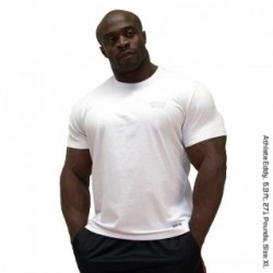 GW MUSCLE TEE - WHITE - S