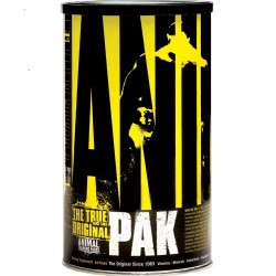 UNIVERSAL ANIMAL PAK - 44 PACKS (FROM USA)