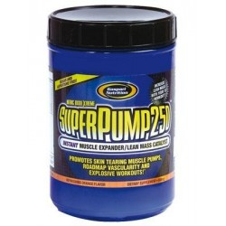 GASPARI SUPER PUMP 250 TRIAL SIZE - 250g