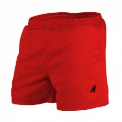 GW MIAMI SHORTS - RED-XXXL