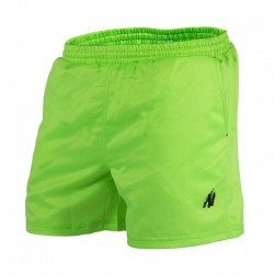 GW MIAMI SHORTS - NEON LIME-XL