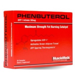 MUSCLEMEDS - PHENBUTEROL 30...