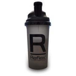 REFLEX NUTRITION - Shaker 700ml clear/black
