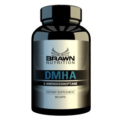 BRAWN NUTRITION - DMHA 90 caps.