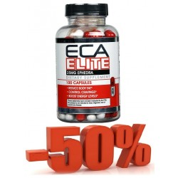 HardRock Supplement - ECA Elite 100cps
