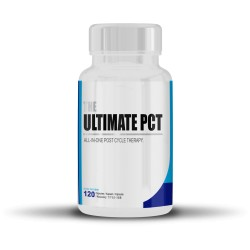 German Pharmaceuticals - The Ultimate PCT 120cps