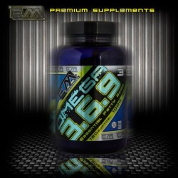EMP Nutrition - Omega 369 - 120cps x 1000mg