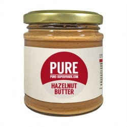 PURE SUPERFOODS - NATURAL PEANUT BUTTER [500G]